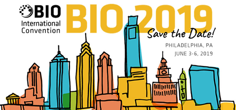 BIO 2019 Convention Internationale - Syncrosome will attend the Next BioConvention in Philadelphia, USA